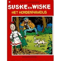 Suske en Wiske - 098 Het hondenparadijs - herdruk 1998