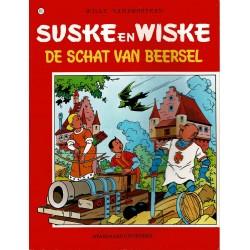 Suske en Wiske - 111 De schat van Beersel - herdruk 1999