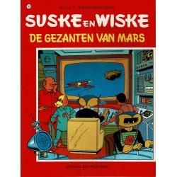 Suske en Wiske - 115 De gezanten van Mars - herdruk 1988