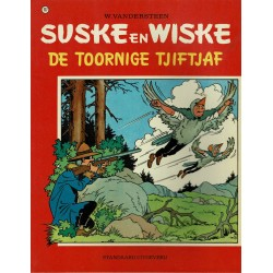 Suske en Wiske - 117 De toornige tjiftjaf - herdruk 1972