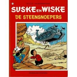 Suske en Wiske - 130 De steensnoepers - herdruk 2000