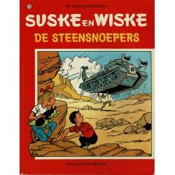 Suske en Wiske - 130 De steensnoepers - herdruk 1974