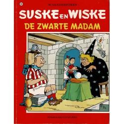 Suske en Wiske - 140 De zwarte madam - herdruk 1977