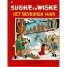 Suske en Wiske - 141 Het bevroren vuur - herdruk 1977