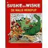 Suske en Wiske - 143 De malle mergpijp - herdruk 1976