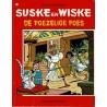 Suske en Wiske - 155 De poezelige poes - herdruk 1976