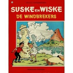 Suske en Wiske - 179 De windbrekers - herdruk 1982