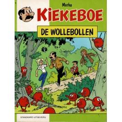 Kiekeboe - 001 De Wollebollen - herdruk 1990
