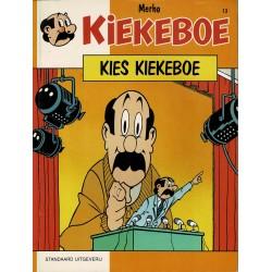 Kiekeboe - 013 Kies Kiekeboe - herdruk 1994
