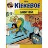 Kiekeboe - 017 Fanny Girl - herdruk 1993