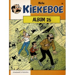 Kiekeboe - 026 Album 26 - herdruk 1994