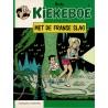 Kiekeboe - 051 Met de Franse slag - herdruk 1995