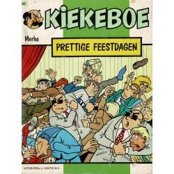 Kiekeboe - 038 Prettige Feestdagen - eerste druk 1987