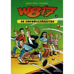 W817 - 002 De showbizzbeesten - eerste druk 2003