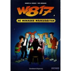 W817 - 005 De wakkere waarzegster - eerste druk 2004