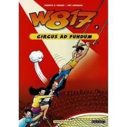 W817 - 006 Circus Ad Fundum - eerste druk 2004