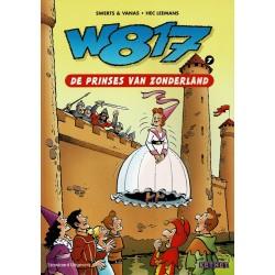 W817 - 007 De prinses van Zonderland - eerste druk 2005