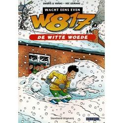 W817 - 009 De witte woede - eerste druk 2005