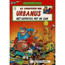 Urbanus - 009 Het gefoefel met de zak - herdruk 1990