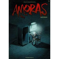 Amoras - 006 Barabas - eerste druk 2015