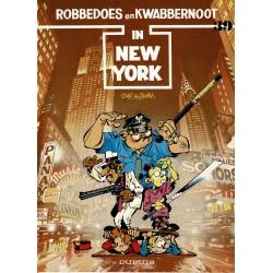 Robbedoes en Kwabbernoot - 037 Robbedoes in New York - eerste druk 1987