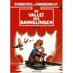Robbedoes en Kwabbernoot - 041 De vallei der bannelingen - eerste druk 1989