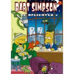 Bart Simpson - De Stripuitgeverij - 005 De oplichter