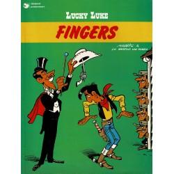 Lucky Luke - 023 Fingers - herdruk 1988