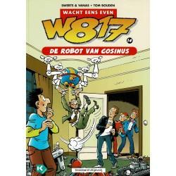 W817 - 014 De robot van Cosinus - eerste druk 2007