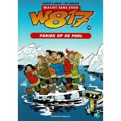 W817 - 016 Paniek op de pool - eerste druk 2008