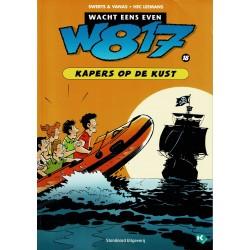 W817 - 018 Kapers op de kust - eerste druk 2008
