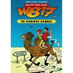 W817 - 022 De komieke kameel - eerste druk 2010