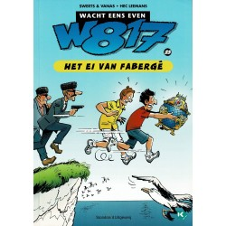 W817 - 023 Het ei van Fabergé - eerste druk 2010