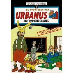 Urbanus - 003 Het papschoolgenie - herdruk 2003