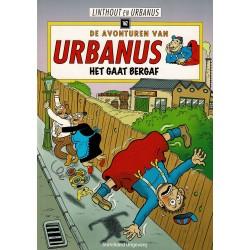 Urbanus - 162 Het gaat bergaf - eerste druk 2015