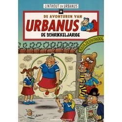 Urbanus - 164 De schrikkeljarige - eerste druk 2015