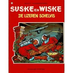 Suske en Wiske - 076 De ijzeren schelvis - herdruk 1985