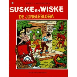 Suske en Wiske - 097 De junglebloem - herdruk 1985