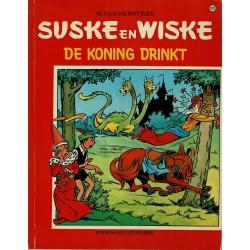 Suske en Wiske - 105 De koning drinkt - herdruk 1971