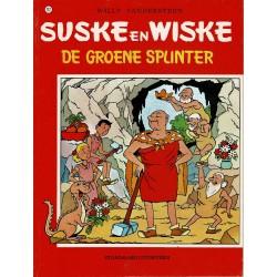 Suske en Wiske - 112 De groene splinter - herdruk 1995