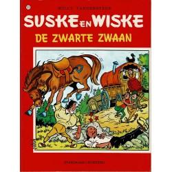 Suske en Wiske - 123 De zwarte zwaan - herdruk 1987