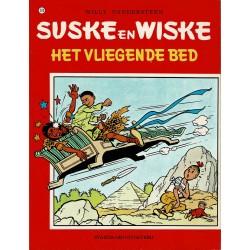 Suske en Wiske - 124 Het vliegende bed - herdruk 1989