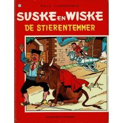 Suske en Wiske - 132 De stierentemmer - herdruk 1980