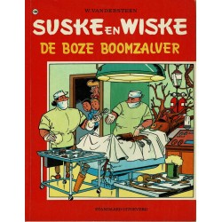 Suske en Wiske - 139 De boze boomzalver - eerste druk 1973