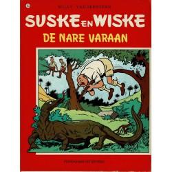 Suske en Wiske - 153 De nare varaan - herdruk 1982