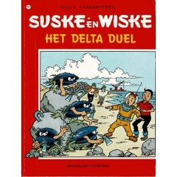 Suske en Wiske - 197 Het Delta duel - herdruk 2002