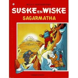 Suske en Wiske - 220 Sagarmatha - herdruk 2000