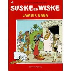 Suske en Wiske - 230 Lambik Baba - herdruk 2005
