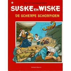 Suske en Wiske - 231 De scherpe schorpioen - herdruk 2003