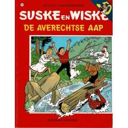 Suske en Wiske - 243 De averechtse aap - herdruk 2000